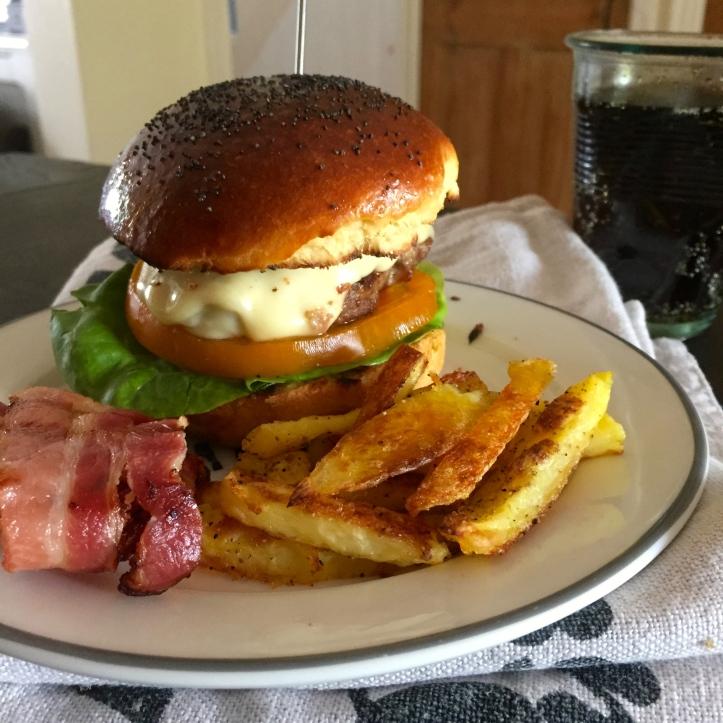 full on burger