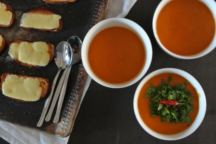 Butternut Squash Chorizo Soup